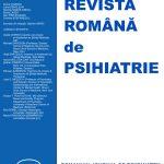Revista Romana de Psihiatrie Nr. 4/2018 (pdf)