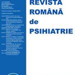 Revista Romana de Psihiatrie Nr. 4/2019 (pdf)